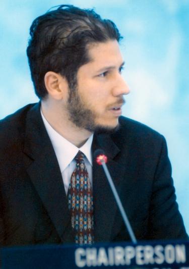 El Embajador Mario Arvelo se dirige a la 34ª Conferencia General de la FAO como Presidente de la Comisión de Finanzas, Presupuesto y Reforma • Ambassador Mario Arvelo addresses the 34th FAO General Conference as Chair of the Commission on Finance, Budget, and Reform
