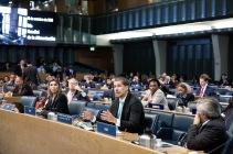 """El Embajador Mario Arvelo participa en el Panel de Alto Nivel """"Colocando a la gente en el centro de las soluciones planetarias"""" en la FAO • Ambassador Mario Arvelo partakes in the High-Level Panel """"Bringing people to the centre of solutions for the Planet"""" at FAO"""